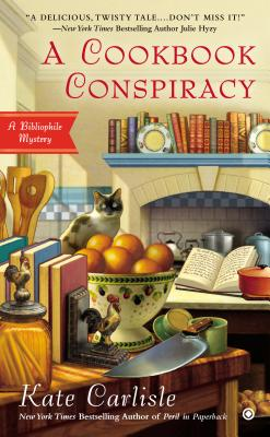 A Cookbook Conspiracy By Carlisle, Kate